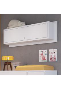 Nicho Cubo De Parede Completa Móveis Bee061 110Cm Com Porta