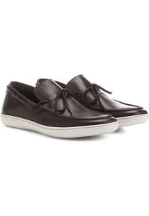 Sider Couro Shoestock Tobias Masculino - Masculino