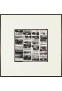 Quadro Decorativo Stripe Block Ii