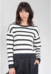 Blusa Calvin Klein Jeans Branca