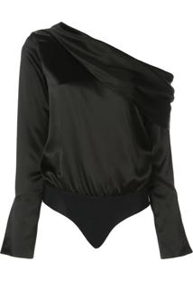 Alix Nyc Body Clara - Preto