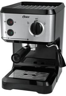 Cafeteira Expresso Oster Pump 220V 15 Bars De Pressão E Reservatório De 1,2L