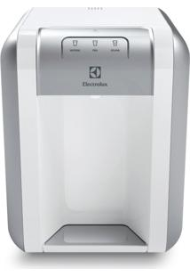 Purificador De Água Electrolux Pe10B Bivolt Branco Com Painel Easy Touch E 3 Temperaturas