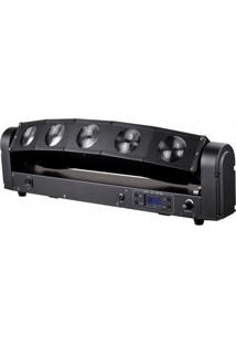 Refletor Pls Arc Led Beam Bar Bivolt Com Canais Dmx E Movimento De Tilt