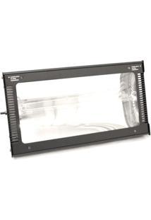 Refletor Pls Strobo 3000W Dmx 220V Com 4 Canais Dmx E Efeito Blinder