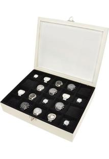 Caixa Organizadora Para 20 Relógios